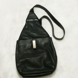 A. Giannetti Haversack Single Strap Backpack